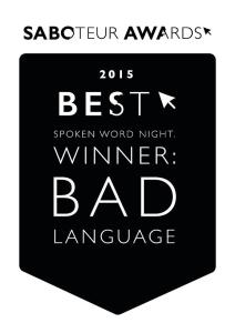 Winner: Bad Language