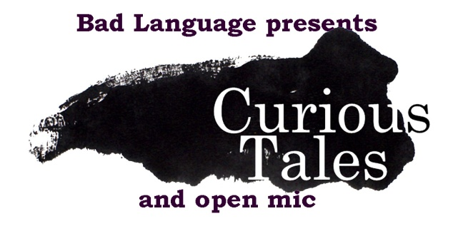 CuriousTales and open mic